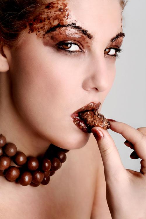 chocolate-model